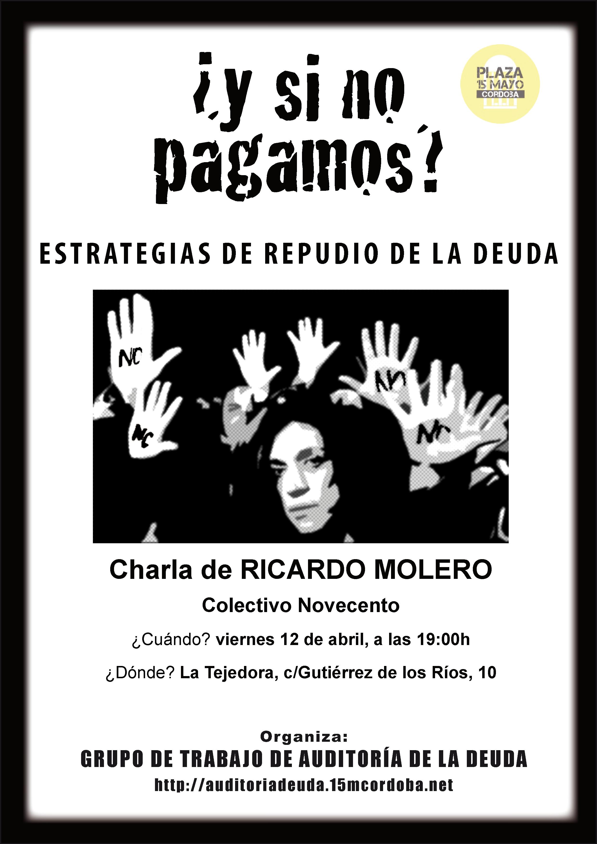 RICARDO MOLERO_CHARLA